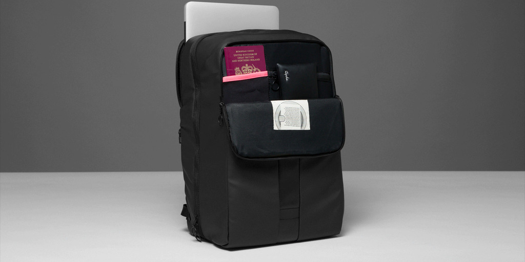 Rapha Small Travel Backpack Review - Cycling Life