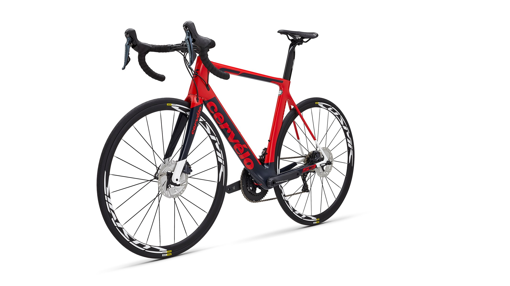 Cerv 233 Lo S3 Disc Ultegra Bike Review Cycling Life