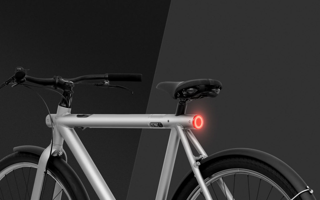 Vanmoof Electrified S – Electric Bike Review - Cycling Life